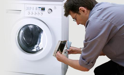 چرا ماشین لباسشویی اب میریزد (نشت آب دارد)