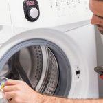 دلیل کارنکردن ماشین لباسشویی بعد از آبگیری