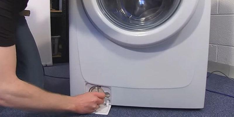 آموزش تعویض پمپ تخلیه ماشین لباسشویی