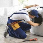 بررسی مشکلات معمول ماشین لباسشویی
